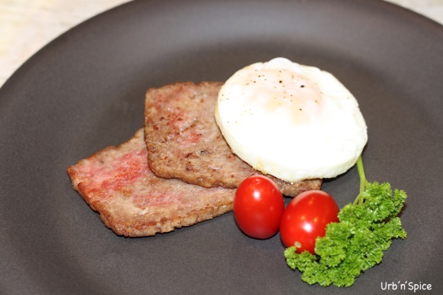 Grilled Pork and Ham Loaf | urbnspice.com