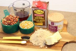 Maple Molasses Caramel Popcorn