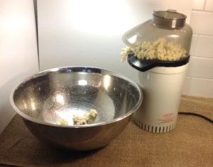 Maple Molasses Caramel Popcorn   urbnspice.com