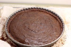 Decadent Dark Chocolate Tart | urbnspice.com