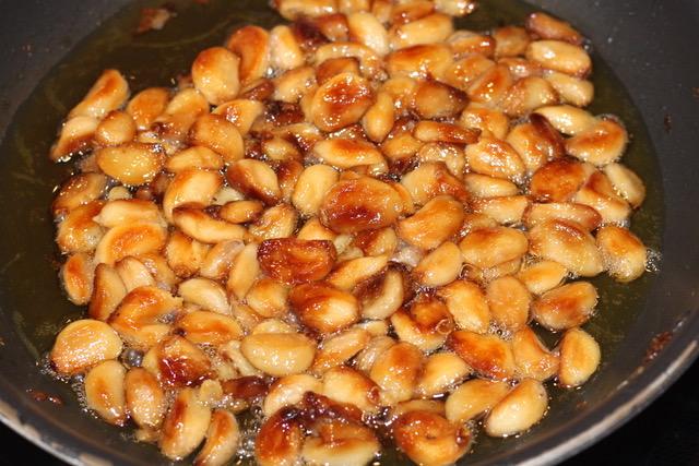 Caramelized Pan Roasted Garlic | urbnspice.com
