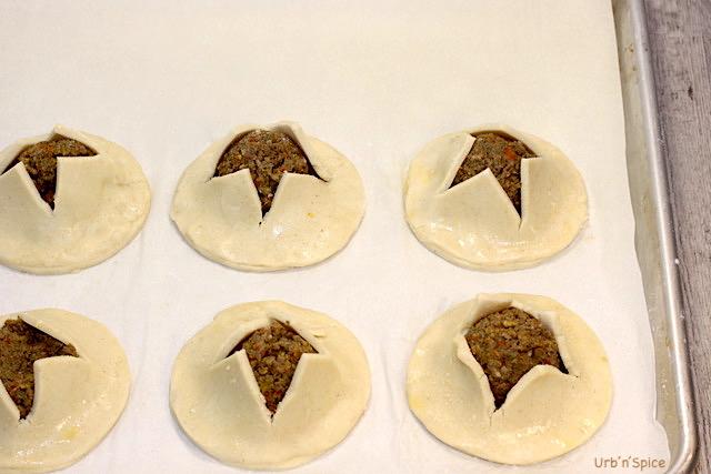 Blenditarian Pockets gluten-free | urbnspice.com