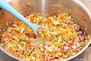 French Canadian Yellow Split Pea Soup Ingredients   urbnspice.com