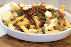 All-Canadian Poutine with a Blenditarian Twist | urbnspice.com
