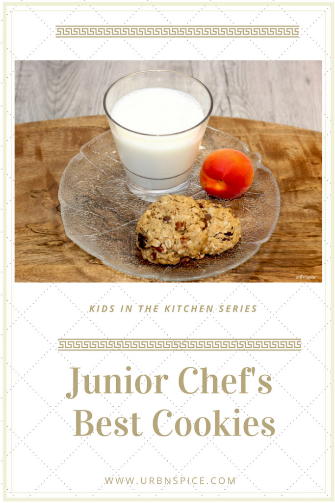 Junior Chefs' Best Cookies | urbnspice.com