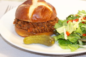 Back-to-School Blenditarian Sloppy Joes | urbnspice.com