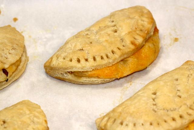 Pickle Pie Turnovers | urbnspice.com
