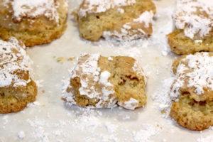 Ricciarelli - An Italian Almond Cookie   urbnspice.com