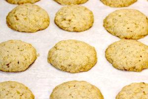 Crunchy Potato Chip Cookies | urbnspice.com