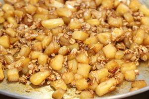 Caramelizing Pineapple | urbnspice.com