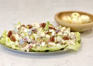 How to Make the Best Waldorf Salad   urbnspice.com