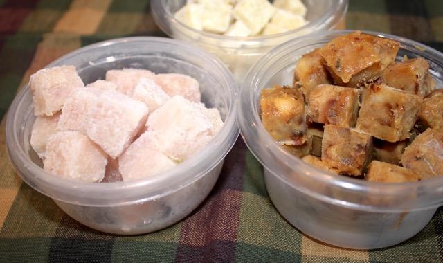 Freezing roasted garlic, shallots, garlic | urbnspice.com
