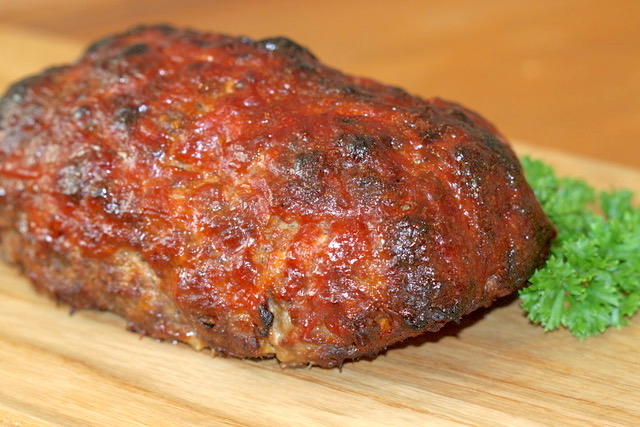Meatloaf with a caramelized crust | urbnspice.com