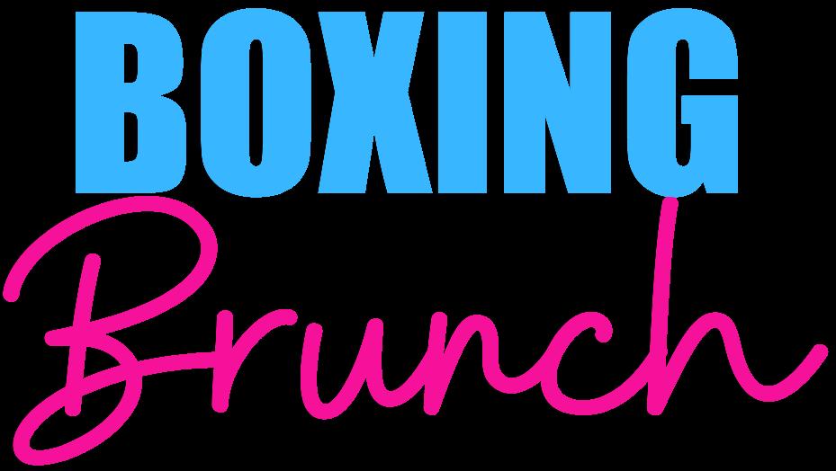Boxing + Brunch
