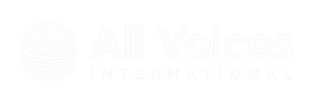 All Voices International Logo