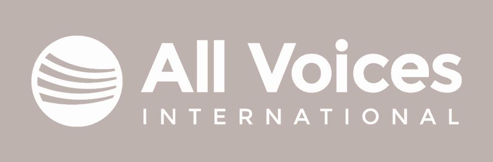 All Voices International Logo