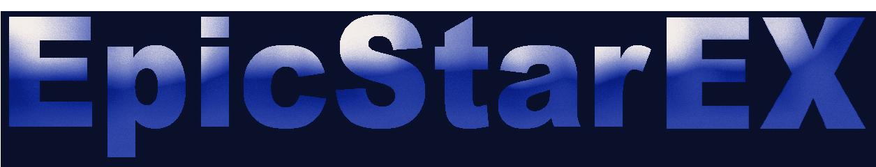 EpicStarEX Grey Logo