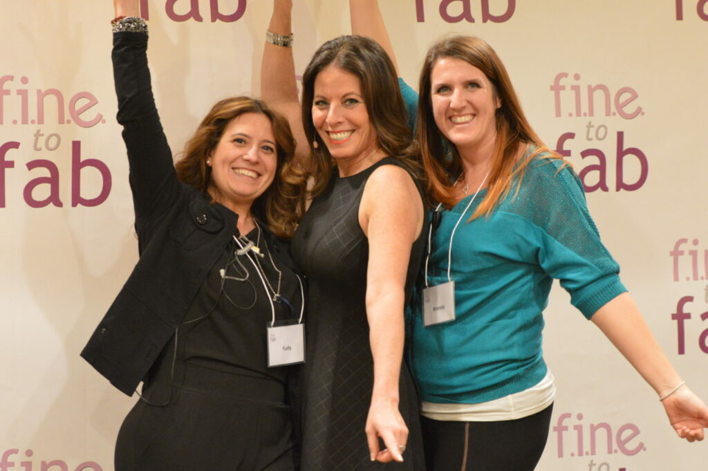 Exclusive Transformational Retreat – FINE to FAB – Lisa Lieberman-Wang