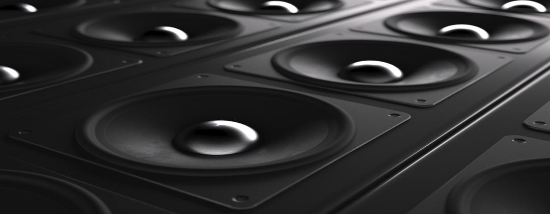 U-Sonics Power Cone Speaker