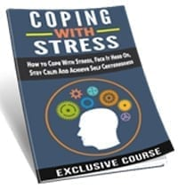 Coping With Stress 29.95 package