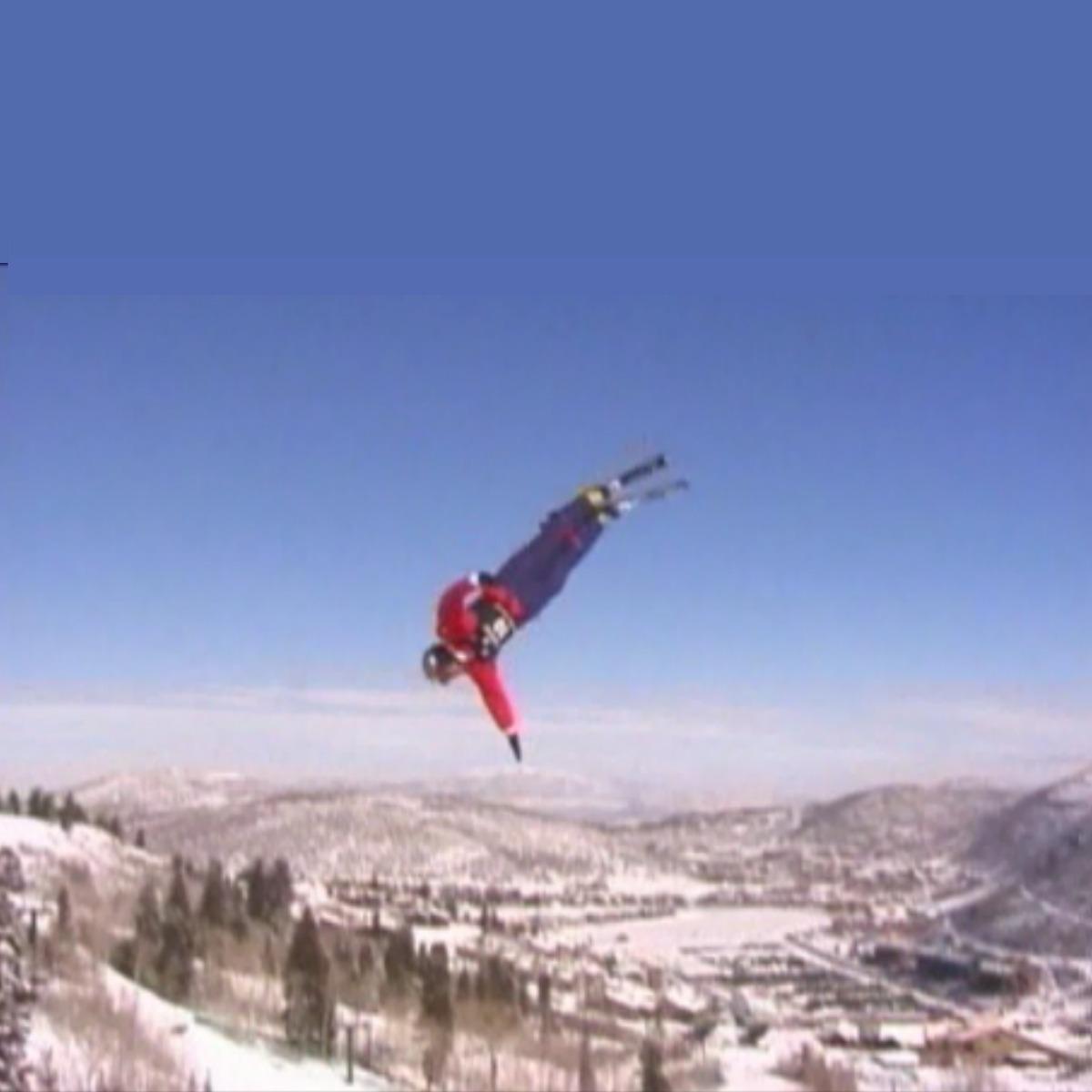 Freestyle ski