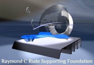 Raymond C Rude Foundation Logo