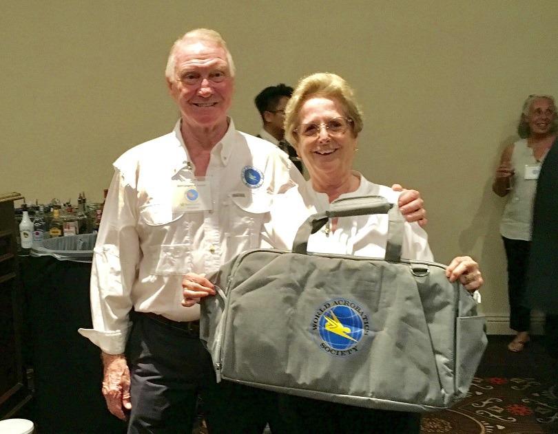 Congress Reception - WAS drawing Debbie Gaynes & David Jacobs b