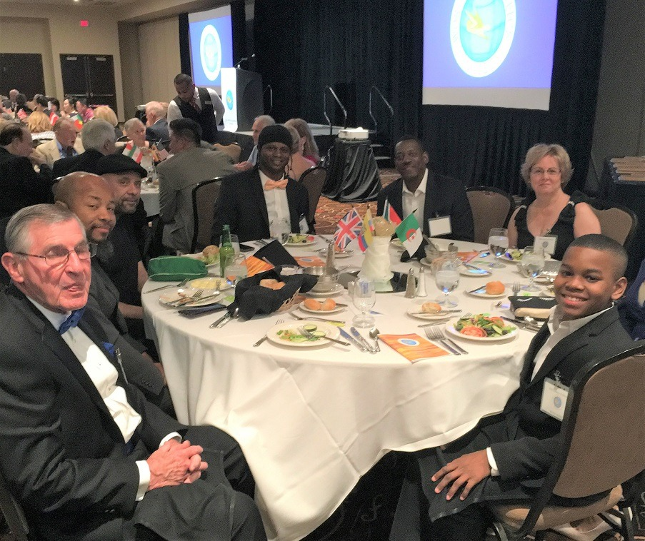 Congress banquet - table1 b
