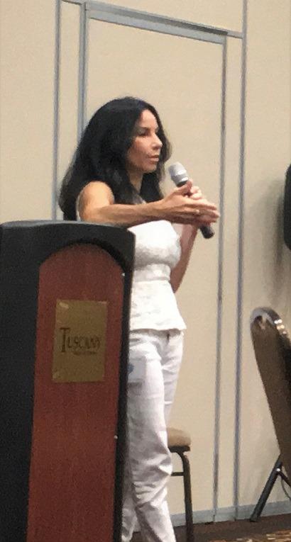 Congress presentation - Louanne Madorma Williams