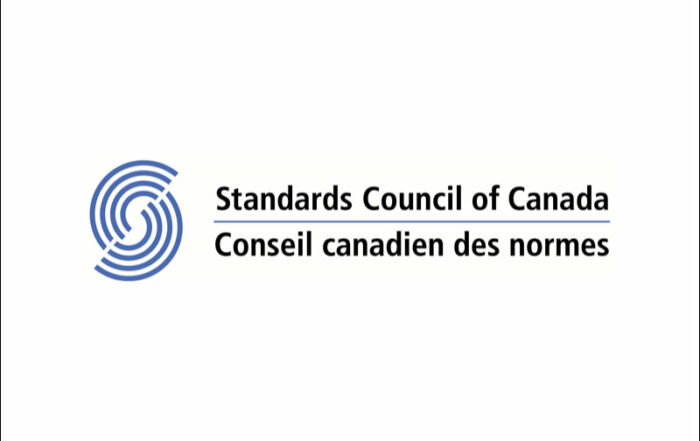 Standards Council of Canada GLP Certificate
