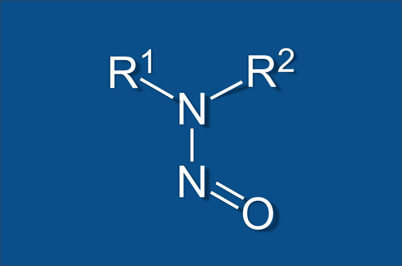 Nitrosamine Testing of Impurities