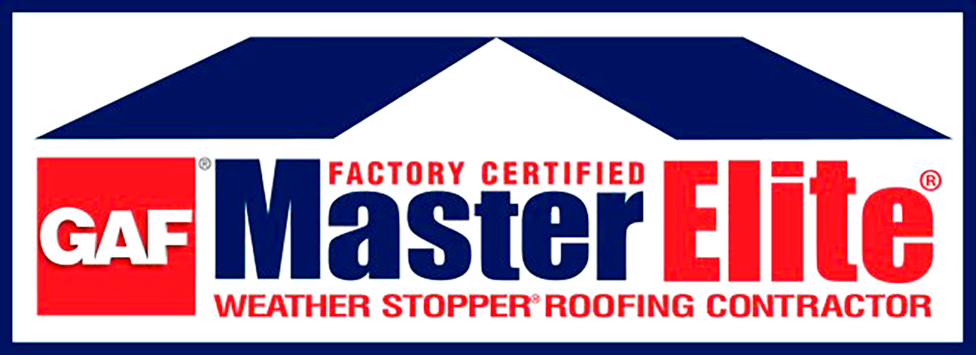 Master Elite® Certification is GAF's factory certification program that provides ongoing training to roofing contractors and assurance to you that the roof will be completed well and professionally. Only 2% of all roofing contractors have qualified as Master Elite® Choosing a GAF Master Elite® contractor is your assurance that you'll be dealing with a quality, and dependable professional contractor.