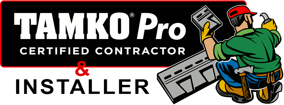 TAMKO Pro Roofing Contractors are a select group of qualified, experienced installers with a strong knowledge base of TAMKO's product offerings. TAMKO Pros can offer a variety of popular shingle styles such as Heritage® Vintage®, Heritage® Woodgate®, Heritage® Premium, Heritage®, Elite Glass-Seal® and MetalWorks® Steel Shingles. They also have the ability to offer TAMKO's Mastercraft Limited Warranty Enhancement at no additional cost to the homeowner along with the abilities to purchase custom marketing materials and access to lead-generating tools.