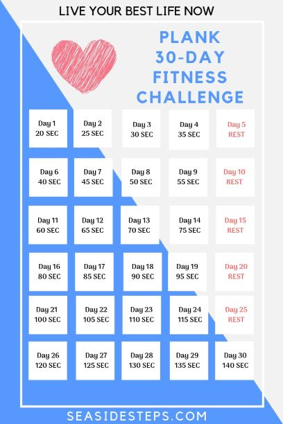 30-day-plank-fitness-challenge