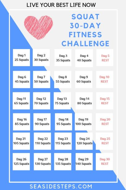 30-day-squat-fitness-challenge