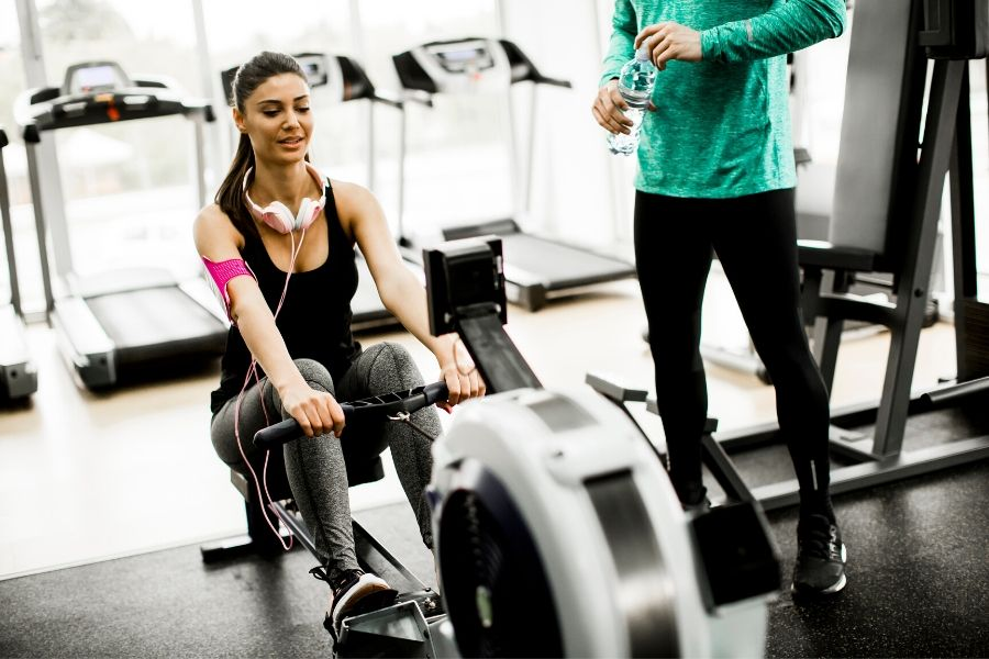 Indoor Rowing 8 Top Reasons To Give It A Whirl