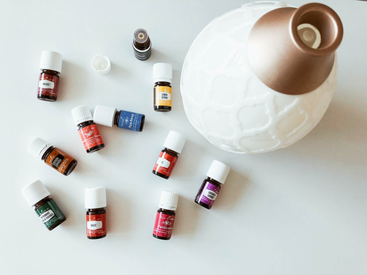 essential oils to destroy belly fat