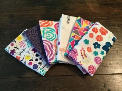 Easy Do-It-Yourself Reuseable Beeswax Wraps