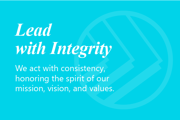 Lead with Integrity