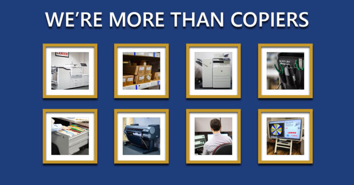 More than Copier, Office Technology