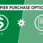 copier purchase buy vs lease