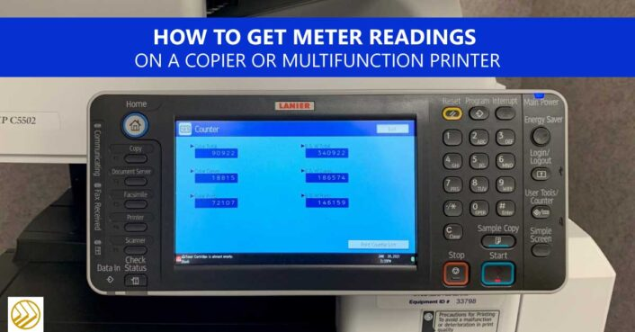 get meter readings