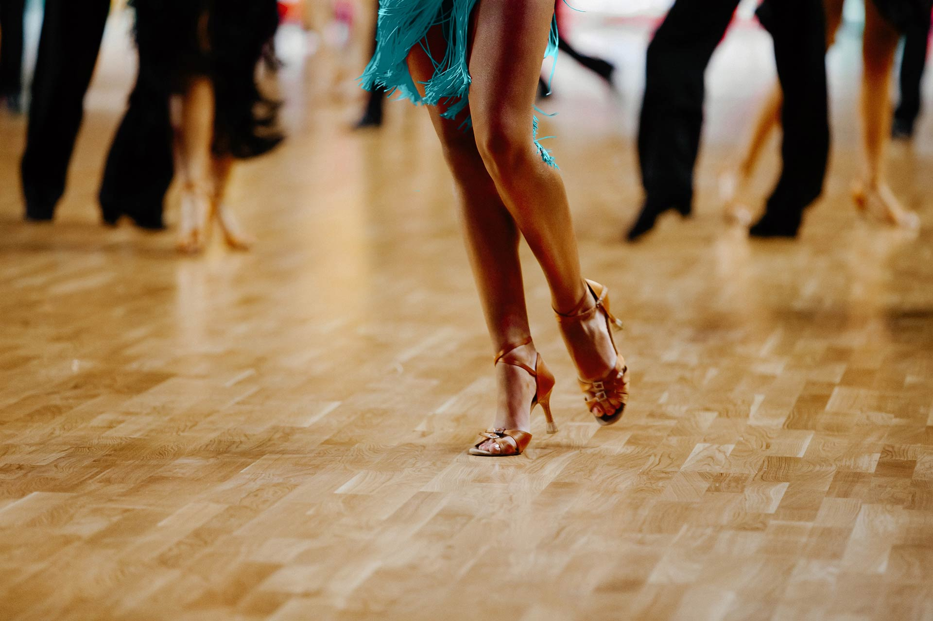 Latin Dance Classes at Absolute Danz