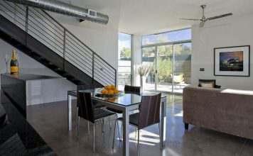 Indigo Modern Lofts in Tucson, AZ.