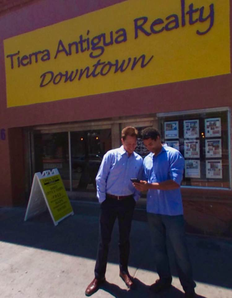 Tierra Antigua Realty Downtown Tucson Office
