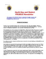 2014-04 PROBUS Newsletter