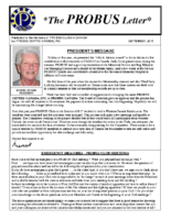 2015-09 PROBUS Canada Newsletter
