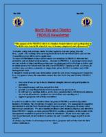 2016-06 PROBUS Newsletter