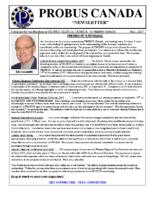 2017-11 PROBUS Canada Newsletter