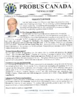 2018-04 PROBUS Canada Newsletter
